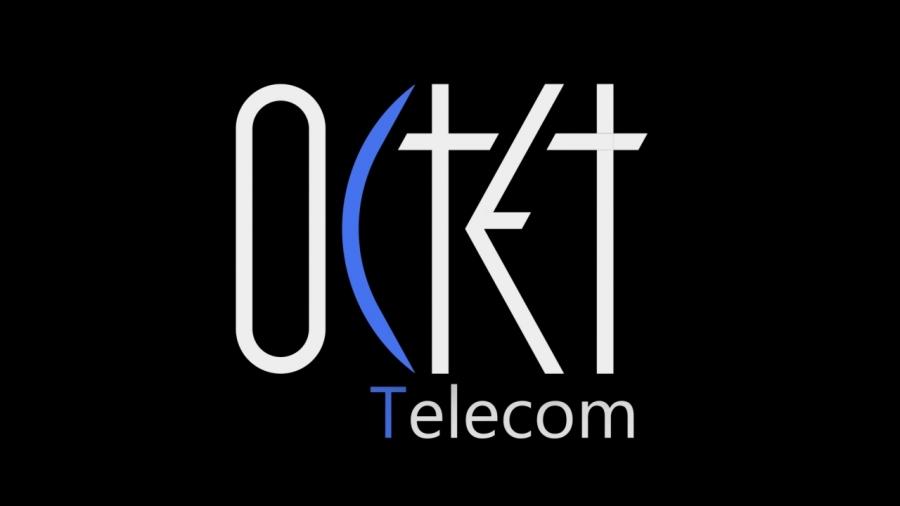 Octet Logo Design