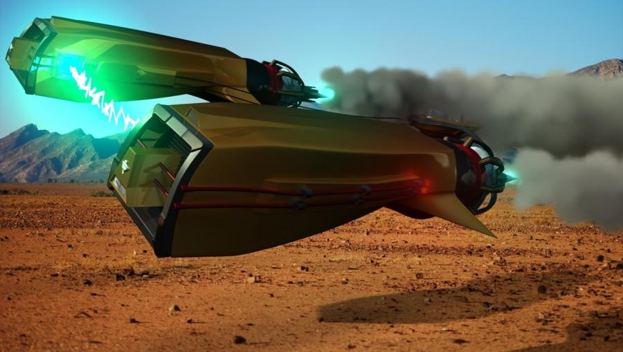 Star Wars Podracer